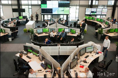 Operationeel Controle Centrum Rail