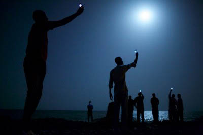 World Press Photo of the Year 2013 - © John Stanmeyer